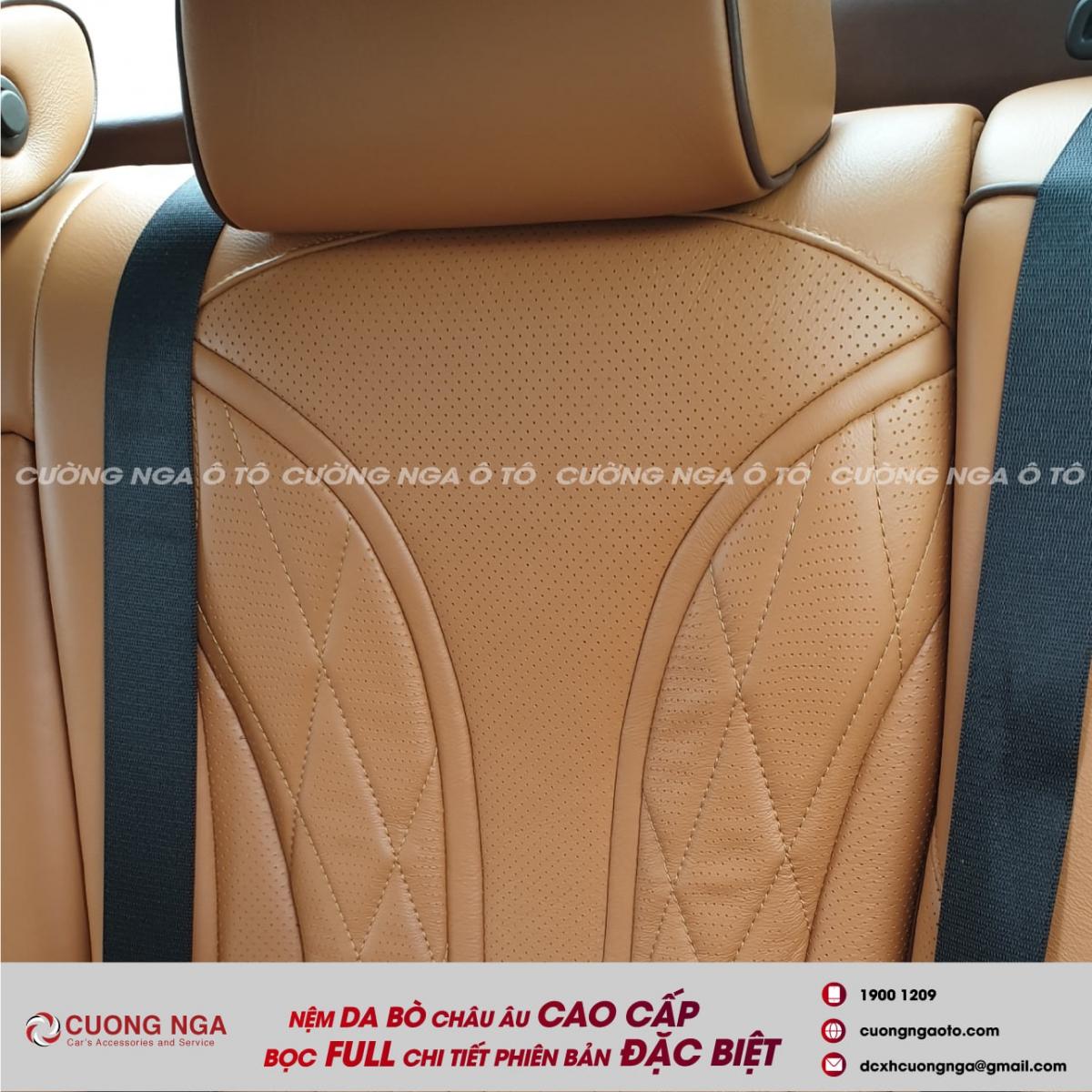 ghế da ô tô